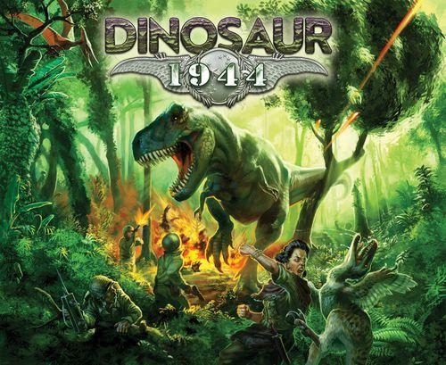 Board Game: Dinosaur 1944
