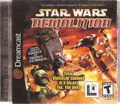 Video Game: Star Wars: Demolition