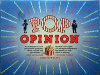 Board Game: Pop Opinion