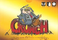 Board Game: Crunch: The Game for Utter Bankers