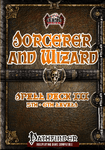 RPG Item: Sorcerer and Wizard Spell Deck III (5th: 6th)