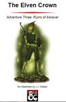RPG Item: The Elven Crown: Ruins of Askavar