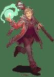 Character: Cornelius Crownsteed