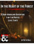RPG Item: In the Heart of the Forest
