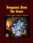 RPG Item: Vengeance from the Grave