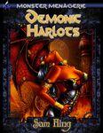 RPG Item: Monster Menagerie #08: Demonic Harlots