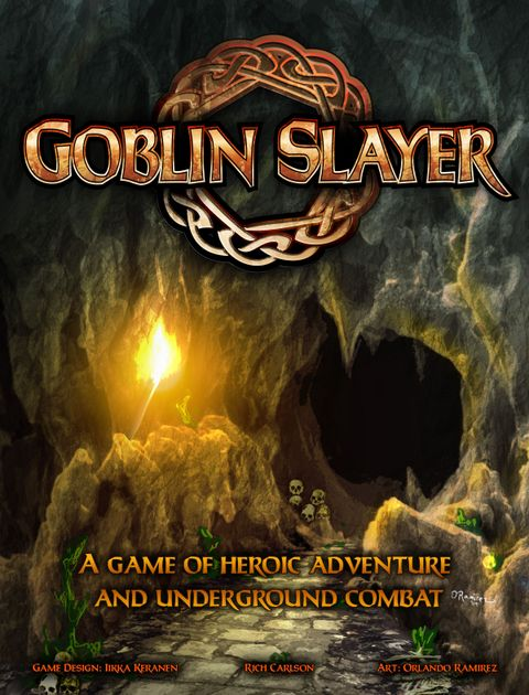 Goblin Slayer Board Game Boardgamegeek