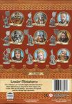 Board Game Accessory: 878 Vikings: Invasions of England – Leader Miniatures