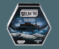 Break In: Alcatraz Cover Artwork