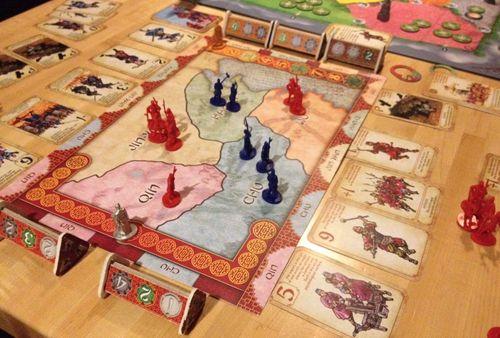 Board Game: Sun Tzu