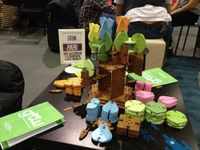 Board Game: Grow: The Organic Building Game