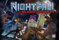 Board Game: Nightfall: Blood Country