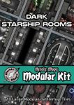 RPG Item: Heroic Maps Modular Kit: Dark Starship Rooms