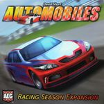 Board Game: Automobiles: Racing Season