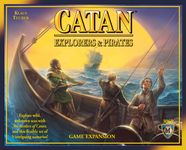 Board Game: Catan: Explorers & Pirates