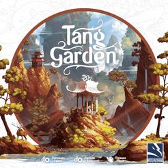 Tang Garden Cover Artwork