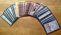 RPG Item: Torchbearer Player's Deck