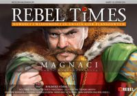 Issue: Rebel Times (Issue 110 - Nov 2016)