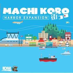Image result for machi koro harbor