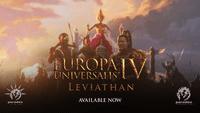 Video Game: Europa Universalis IV: Leviathan