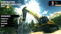Video Game: Construction Machines Simulator 2016