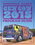 RPG Item: Goodman Games Gen Con 2015 Program Guide