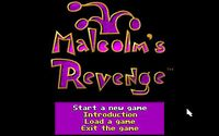 Video Game: The Legend of Kyrandia, Book Three: Malcolm's Revenge