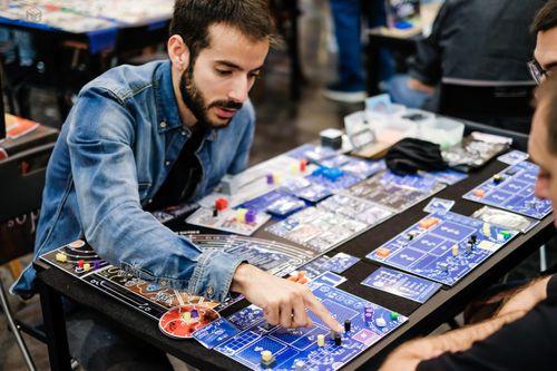 Board Game: Stress Botics