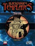 RPG Item: Blackdyrge's Templates: Martial