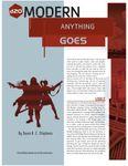 RPG Item: Anything Goes