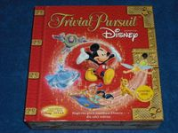 Board Game: Trivial Pursuit: Disney Edition