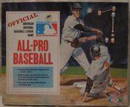 Board Game: All-Pro Baseball