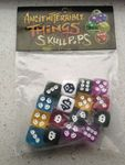 Board Game Accessory: Ancient Terrible Things: Skullpips