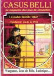 Issue: Casus Belli (Issue 15 - Jun 1983)