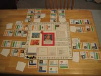 Board Game: Henry VIII: Intrigue in the Tudor Court