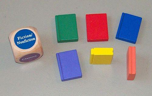 Board Game: Liebrary