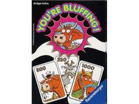 Board Game: You're Bluffing!