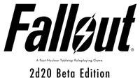 RPG: Fallout 2d20