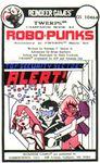 RPG Item: TWERPS Campaign Book #04: TWERPS Robo-Punks