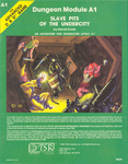 RPG Item: A1: Slave Pits of the Undercity