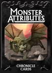 RPG Item: Chronicle Cards Monster Attributes
