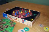 Board Game: The Mole in the Hole