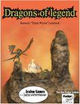 RPG Item: Dragons of Legend (Fudge Edition)