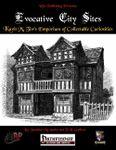 RPG Item: Evocative City Sites: Kavit M. Tor's Emporium of Collectable Curiosities