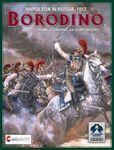Board Game: Borodino: Napoleon in Russia, 1812