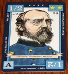 Major Gen. George Meade, Commander of the Army of the Potomac