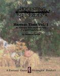 RPG Item: Harvest Time Vol. 1