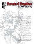 RPG Item: Travels & Troubles: Bizarre Bestiary