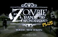 Video Game: Zombie Panic in Wonderland