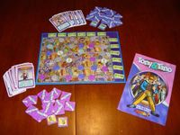 Board Game: Tony & Tino